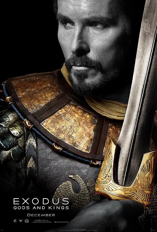 Exodus: Gods and Kings / Christian Bale