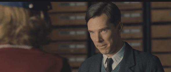 Benedict Cumberbatch / The Imitation Game