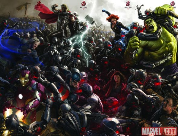 Avengers: Age of Ultron / Full