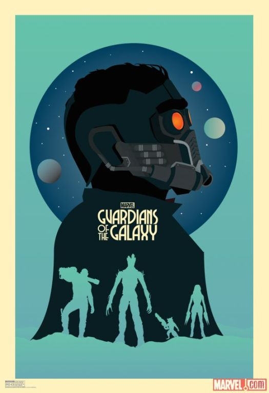 Guardians of the Galaxy / san Diego Comic Con