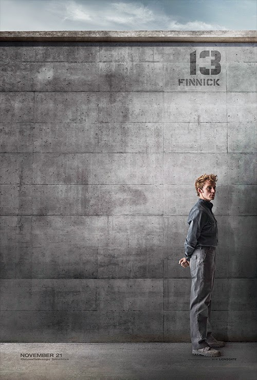 The Hunger Games: Mockingjay Part 1 / Finnick / Sam Clafin
