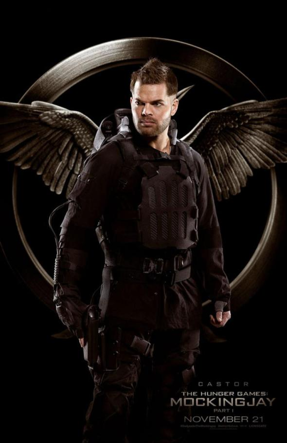 The Hunger Games: Mockingjay Part 1 / Wes Chatham / Castor