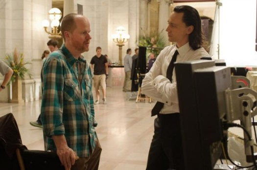 Joss Whedon / Tom Hiddleston