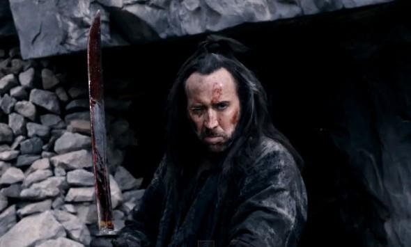 Nicolas Cage / Outcast