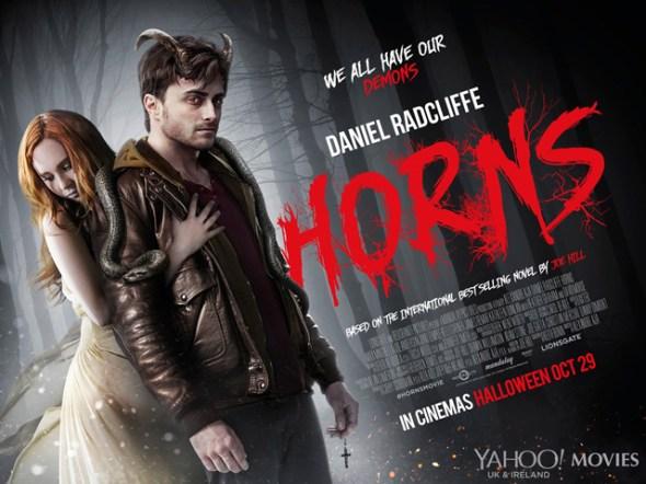 Horns UK Poster