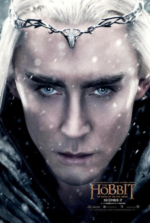 The Hobbit: The Battle of the Five Armies / Thranduil / Lee Pace