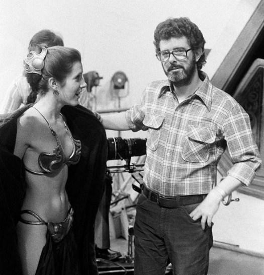 Jedi Behind scenes 2