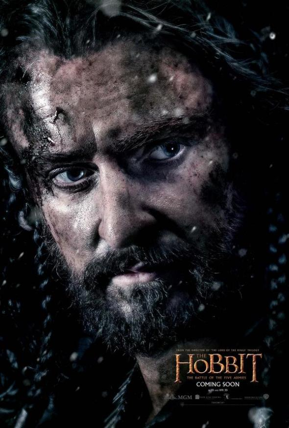 The Hobbit: The Battle of The Five Armies / Thorin
