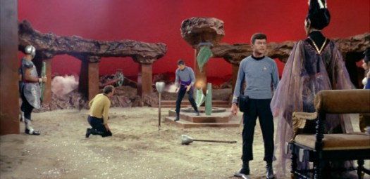 Star Trek / Amok Time