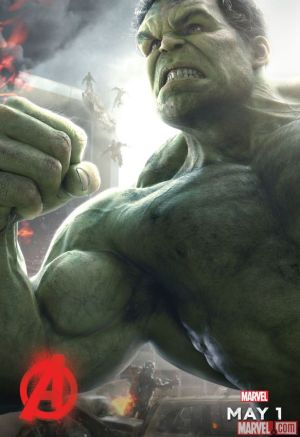 Avengers: Age of Ultron / Hulk