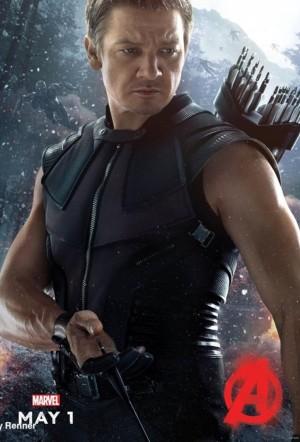 Avengers: Age of Ultron / Hawkeye
