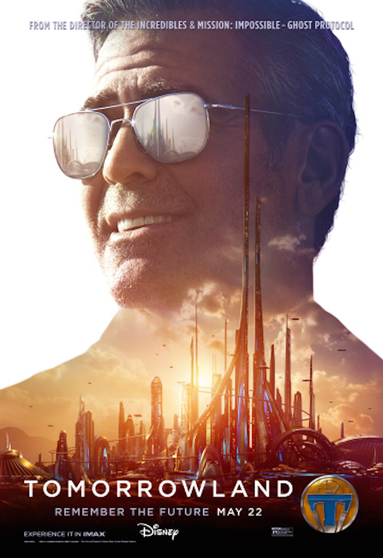Tomorrowland / George Clooney