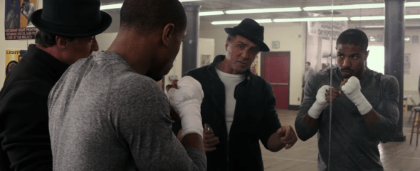 Creed / Sylvester Stallone / Michael B. Jordan