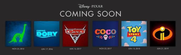 Pixar Slate