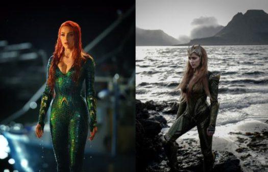 Mera, Aquaman vs. Justice League