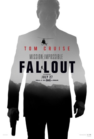 Mission: Impossible - Fallout; Teaser Poster