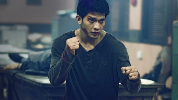Iko Uwais / The Raid