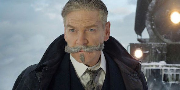 Kenneth Branagh as Poirot