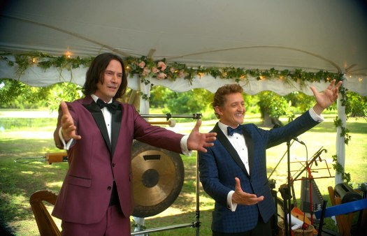 Keanu Reeves & Alex Winter / Bill & Ted Face the Music