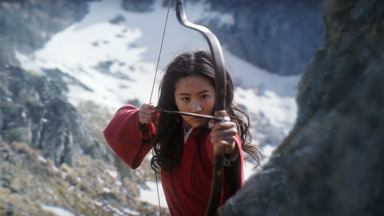 Mulan / Liu Yifei