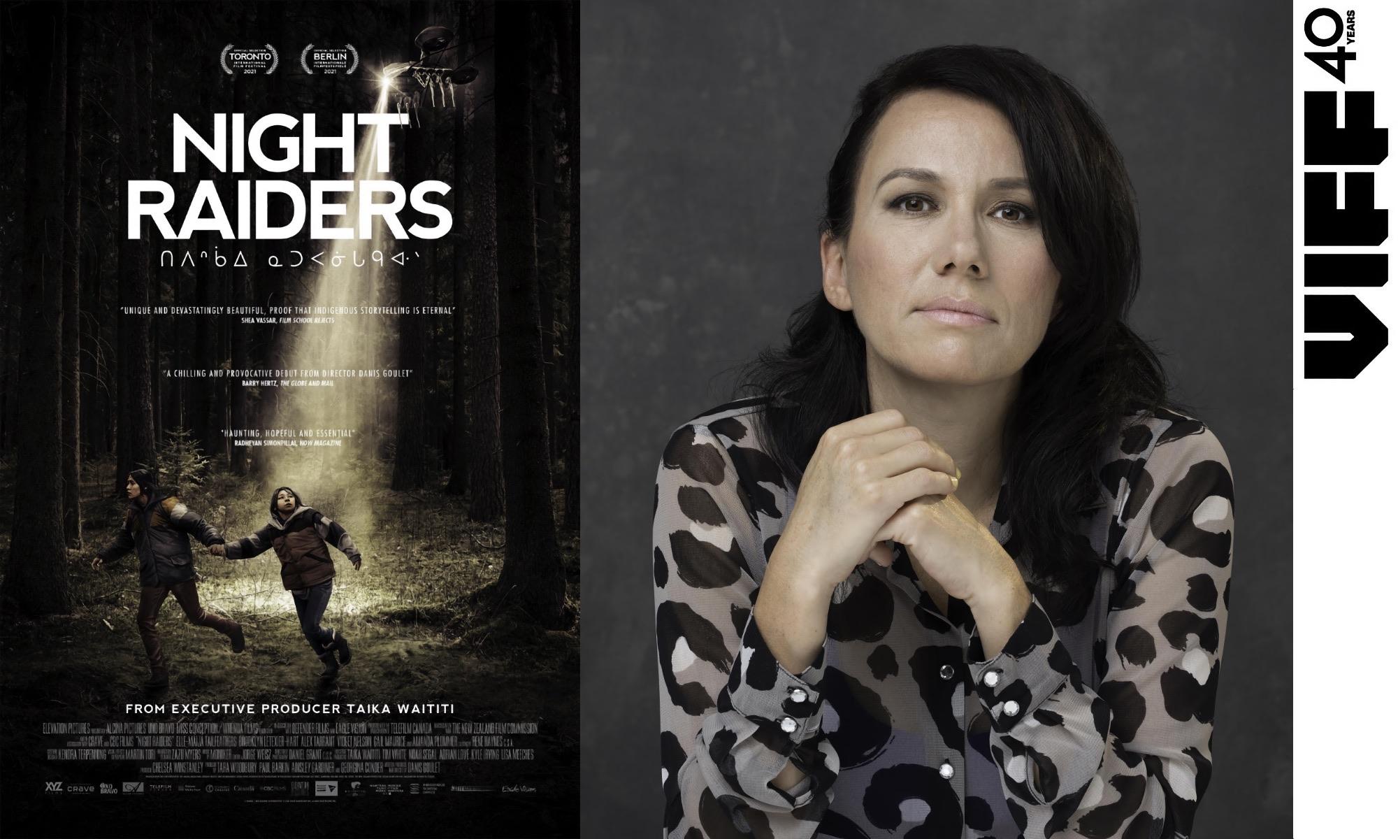 Danis Goulet / Night Raiders
