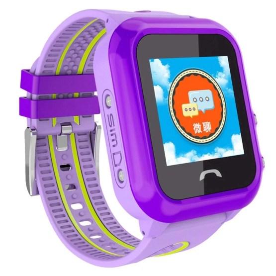 DF27 Waterproof GPS Watch