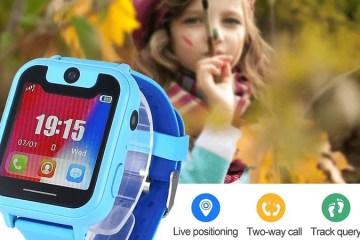 Kids GPS Smartwatch Phones