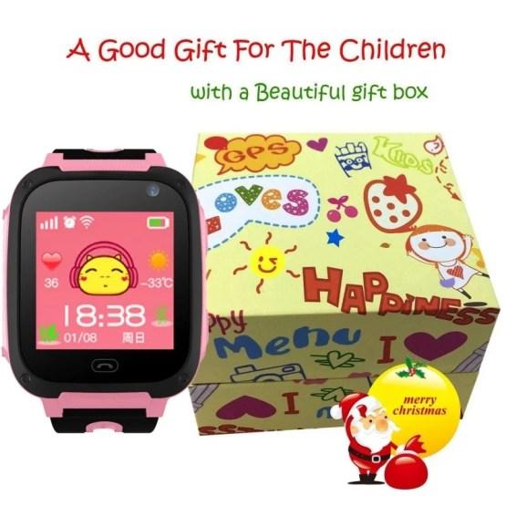 green 2g kids smart watch AA12
