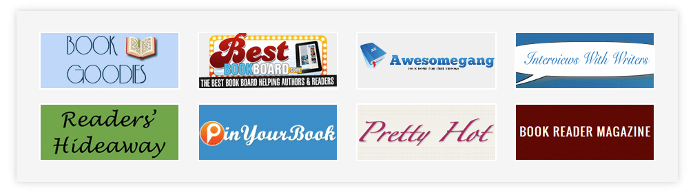 Get Your Book Featured Across Many Websites For One Low Price!