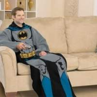 Batman Snuggie Blanket
