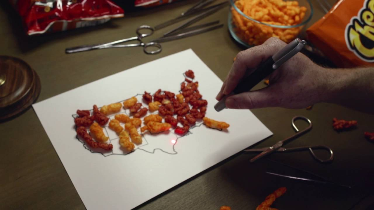 Your WeirdShaped Cheeto Could Earn You 60000 In Cheeto