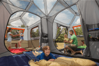 The 12-Person, 3 Bedroom Instant Tent You Will WANT To Own ...