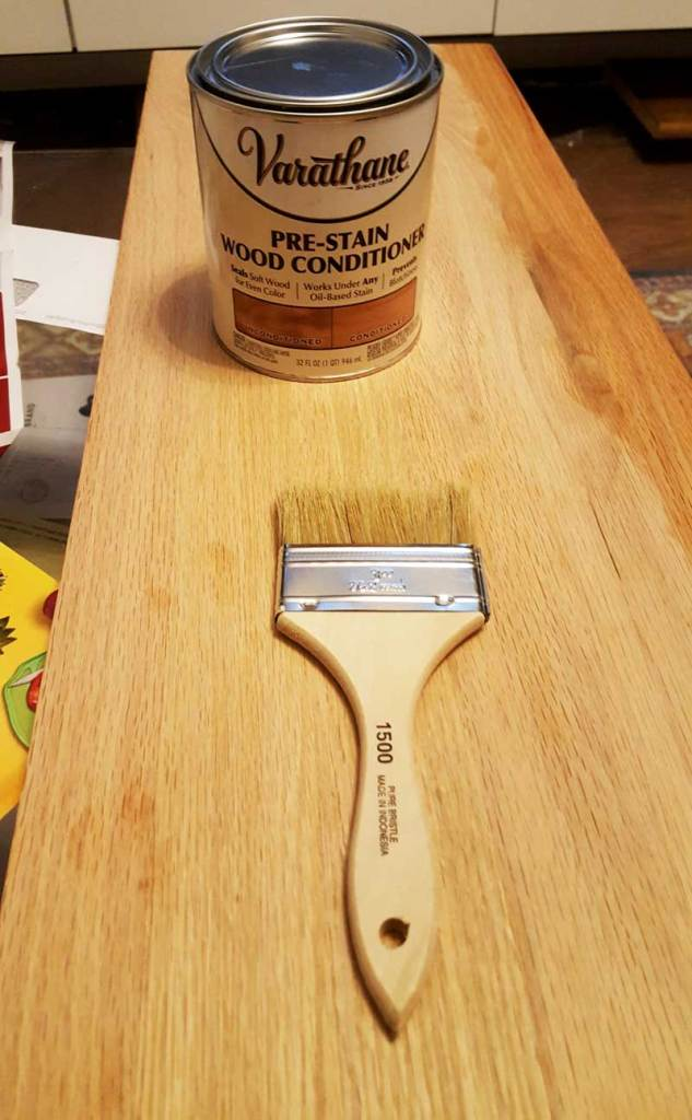 Red Oak Thread And Wood Conditioner