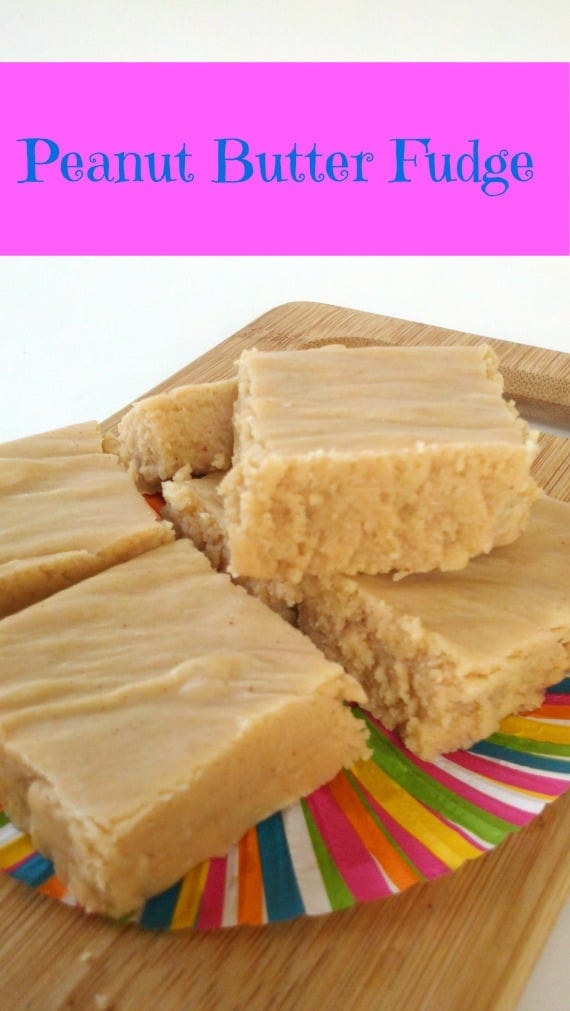 Peanut Butter Fudge from Awesome on 20