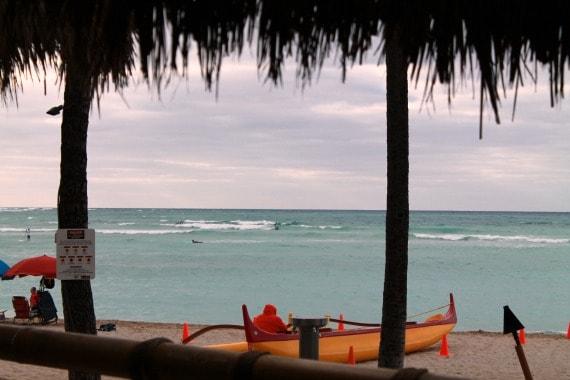 Sunday Brunch: Duke's Waikiki