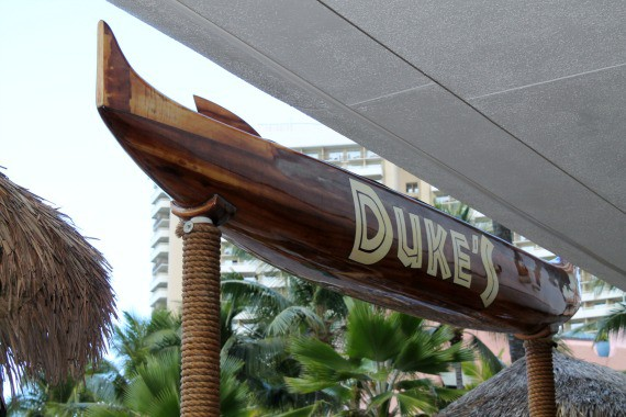 Sunday Brunch: Duke's Waikiki