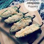 Vegetarian Jalapeno Poppers from Awesome on 20