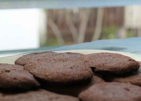 Chocolate Wafer Cookies from Awesome on 20