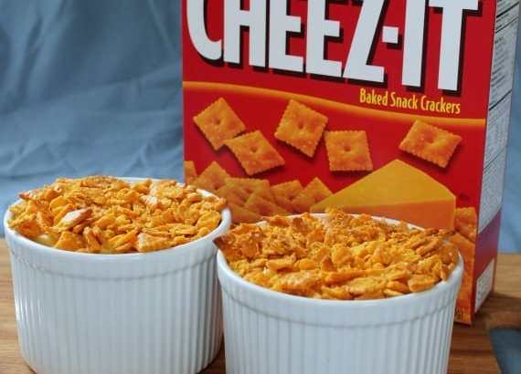 Cheez-Its Mac and Cheese by Awesome on 20