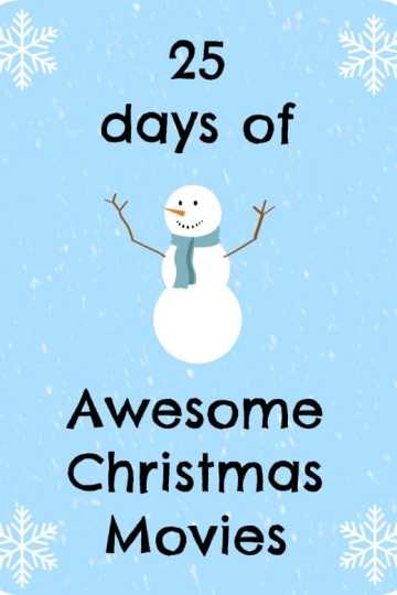 25 Days of Awesome Christmas Movies