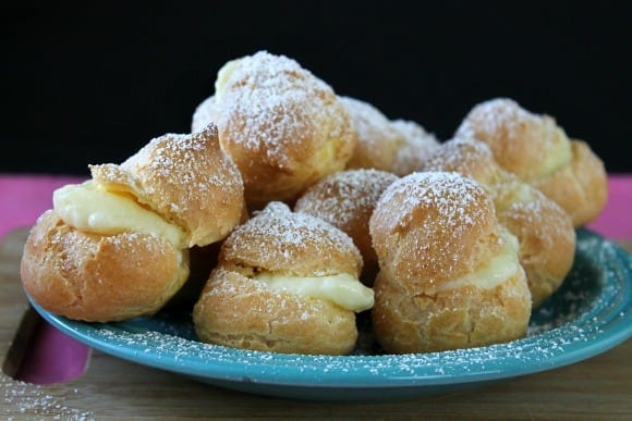 Cream Puffs | How to be Awesome on $20 a Day