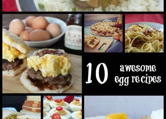 10 awesome egg recipes | How to be Awesome on $20 a Day