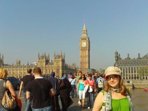 Renee in London