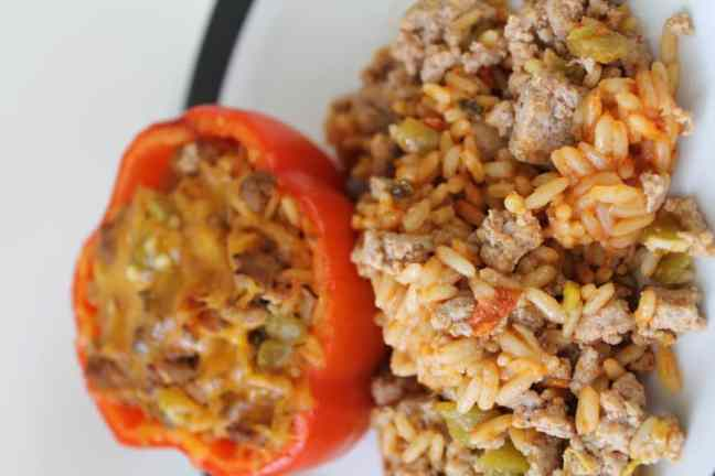 Pepper and Stuffing