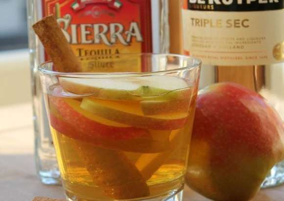 Apple Margarita | How to be Awesome on $20 a Day