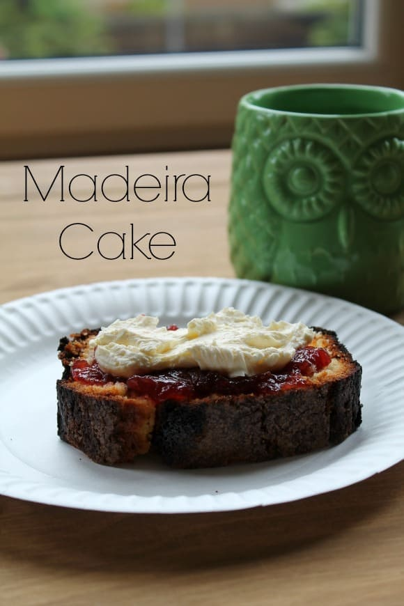 Madeira Cake | How to be Awesome on $20 a Day
