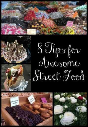 8 Tips for Awesome Street Food