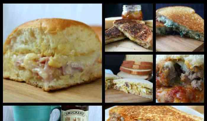 10 Totally Awesome Sandwiches