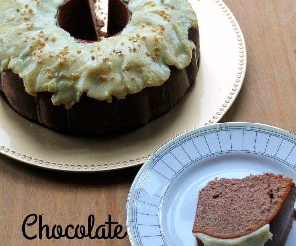 Chocolate Pound Cake   How to be Awesome on $20 a Day