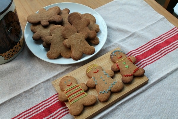 Gingerbread Dudes | How to be Awesome on $20 a Day